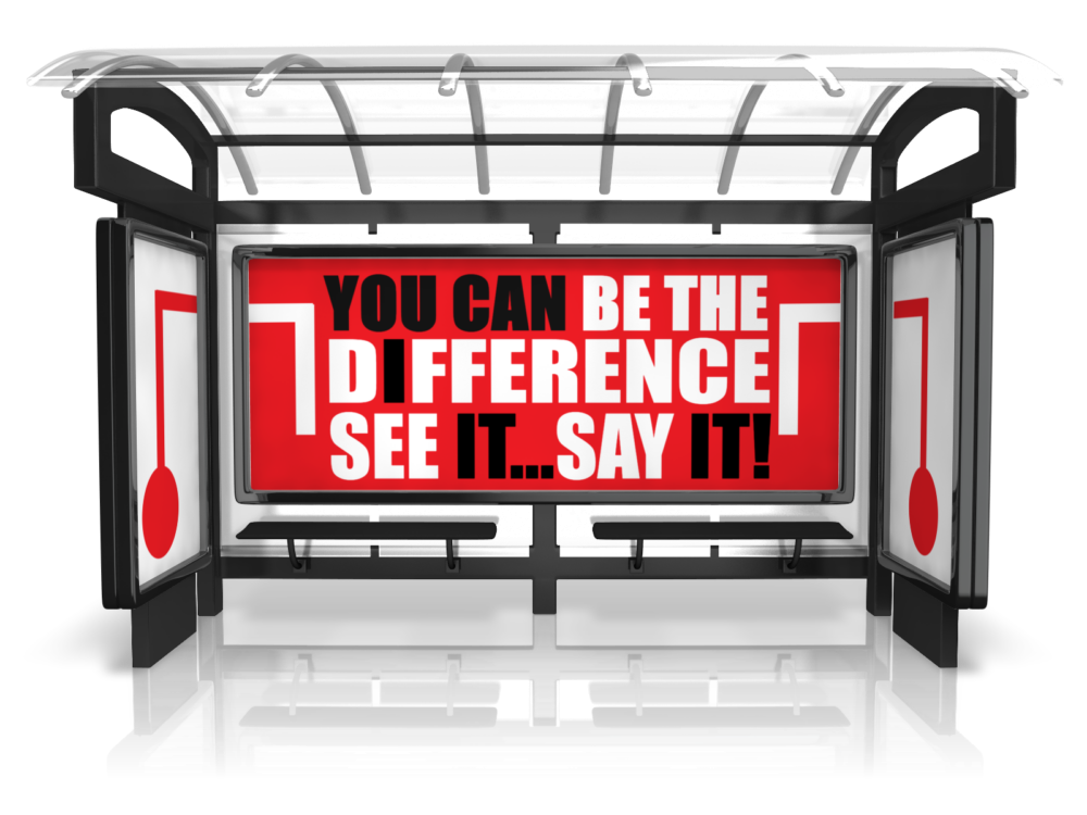 You Can Be The Difference