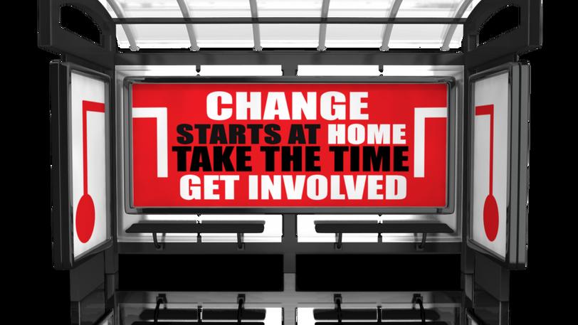 Change Starts At Home