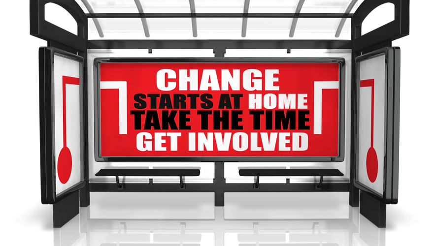 Change At Home