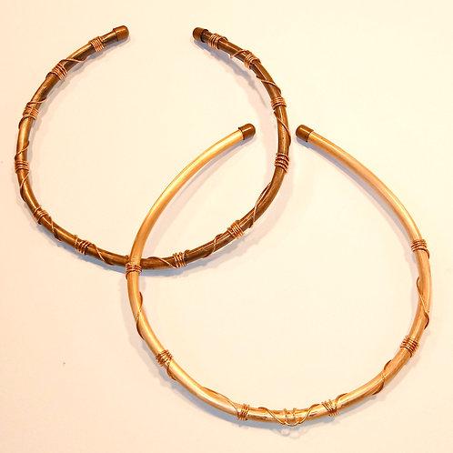Copper Collars