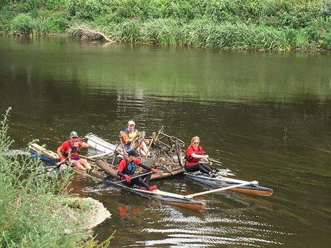 River clean up to take place ahead of Wye Float event