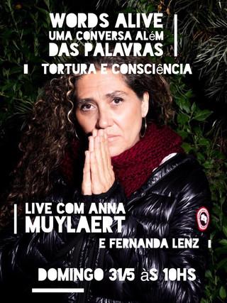 Uma Conversa Além das Palavras: Consciência e Tortura com Anna Muylaert