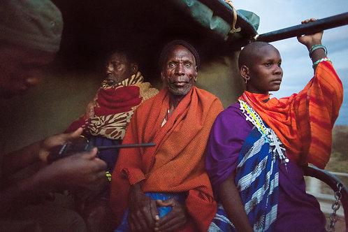 Guerreiro massai