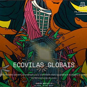 ECOVILAS GLOBAIS - Reportagem ECOA - UOL
