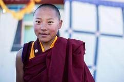 Compaixão, Monastério para monjas, Tibet, 2017