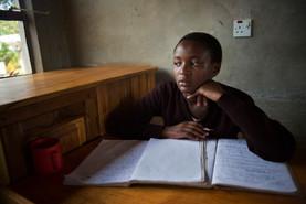 Estudante. Maasai Mara, Tanzânia 2015.