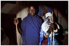Casamento Maasai