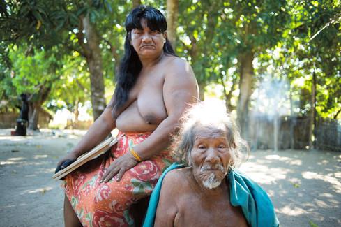 Anciões Krahô