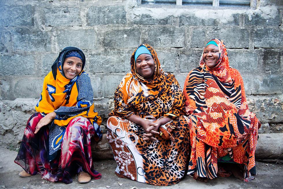 Cumplicidade, Zanzibar, Tanzânia, 2015
