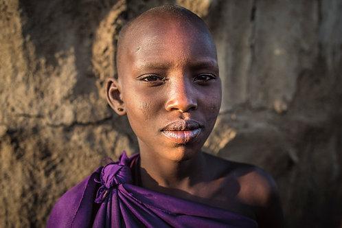 Guerreira Massai