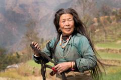 Refazendo as Tranças, Sindhupalchok, Nepal 2017
