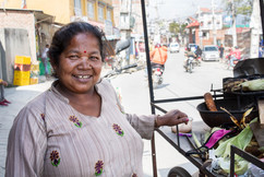 Amorosidade, Kathmandu, Nepal, 2020