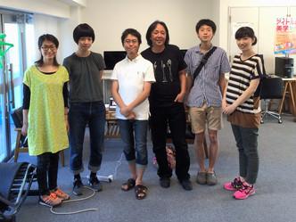みんなのアイドル、ジャイアント松山こと小林主宗くんが遊びにきてくれました!