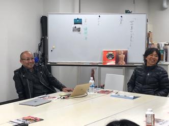 11/13(火)松蔭氏WS『写真にできること』初回レポート!