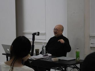 11月19日 芝居の大学 佐藤信さん