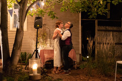 Ellen _ Nettie Wedding _ After Party Low
