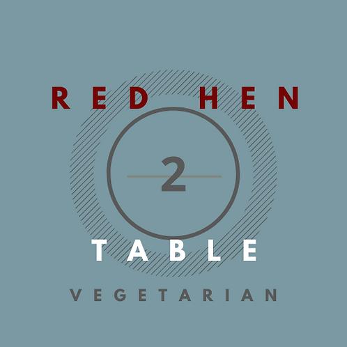 Dinner for Two - Vegetarian