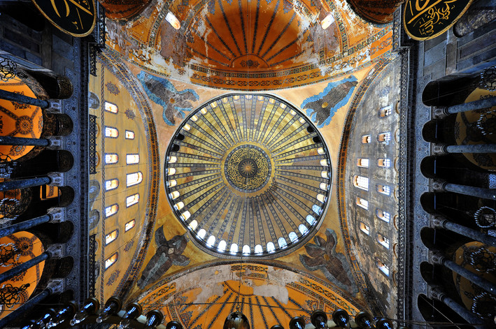 Ayasofya - Istanbul (Turkey)
