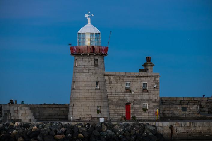 Howth Lighthouse - Dublin (Ireland)