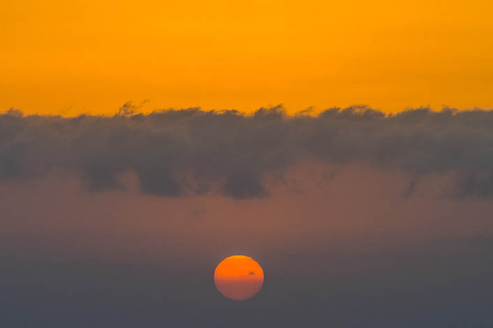 Sunset at Alcalá - Guia de Isora - Tenerife - Canary Islands (Spain)