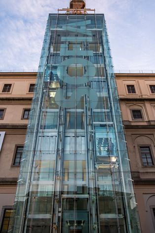 Reina Sofia Museum - Madrid (Spain)