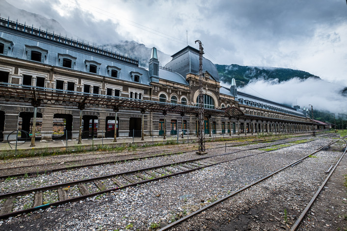 Canfranc Station - Canfranc (Spain)