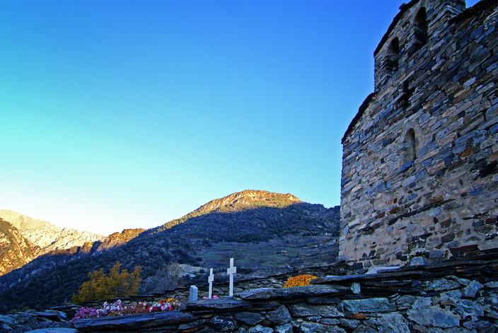 Sant Serni de Nagol - Sant Julià de Lória (Andorra)
