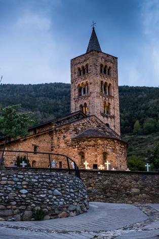 Church at Son - Pallars Sobirà (Spain)