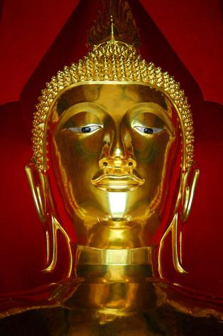 Budah face at Cambodia