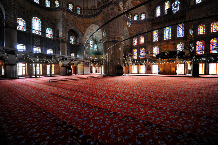 Sultán Ahmed Mosque - Istanbul (Turkey)