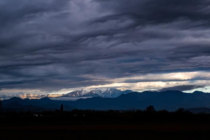 Pyrenees mountains - Spain