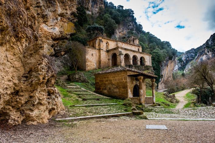 Santa María de la Hoz - Frías - Burgos (Spain)