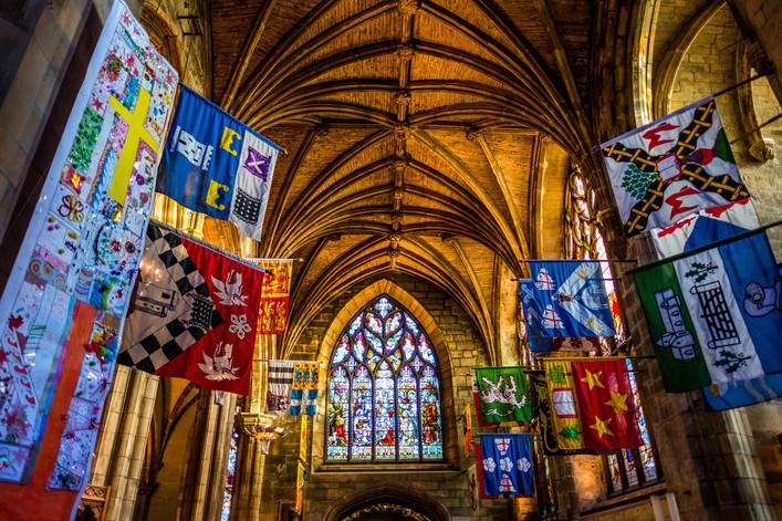 Saint Patrick's Cathedral - Dublin - Ireland