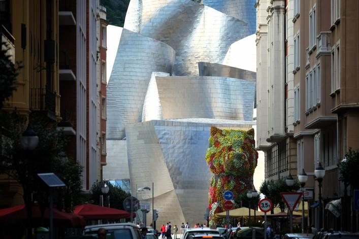 Guggenheim - Bilbao (Spain)