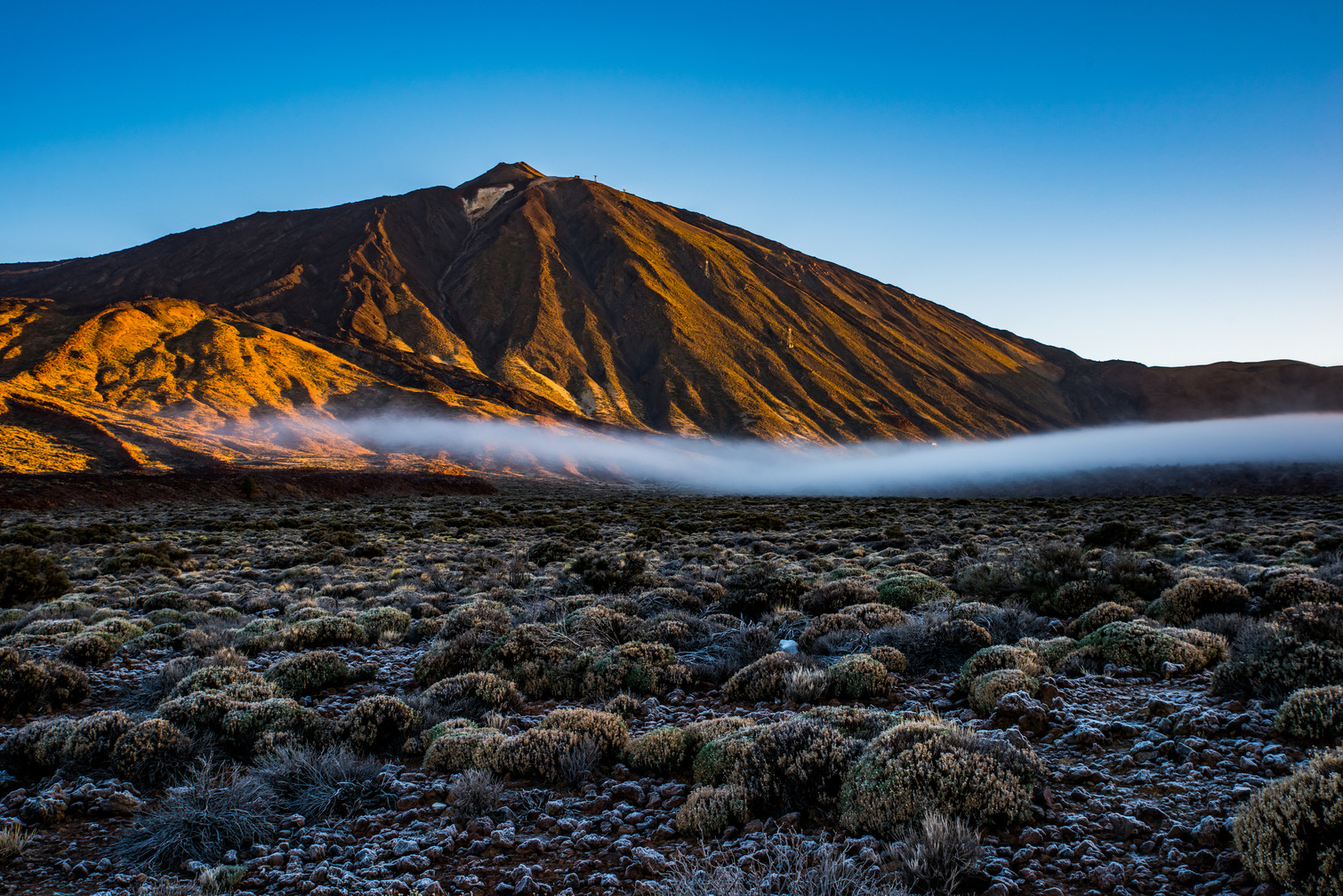Sunrise at Teide Volcano - Tenerife - Canary Islands (Spain)
