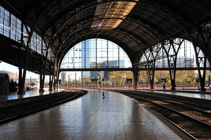 Francia Station - Barcelona (Spain)