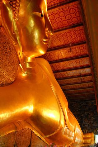 Big Budah at Bangkok (Thailand)