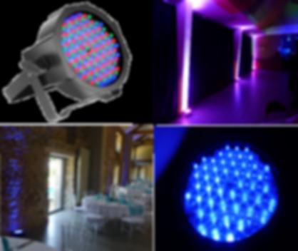 Spot éclairage mini leds JFD