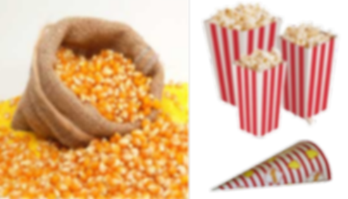 Matériel popcorn kermesse 35