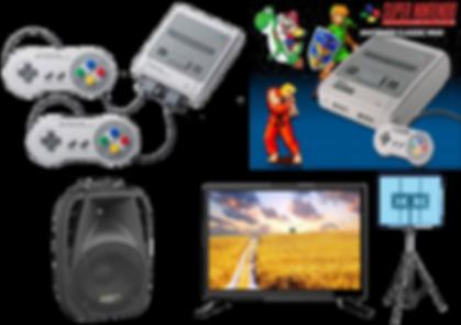 Louer Nintendo Ille et Vilaine