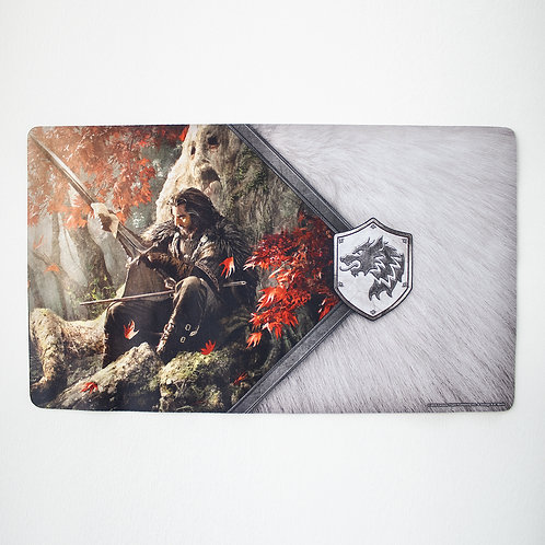 Play mat - Game of Thrones - Warden of the North