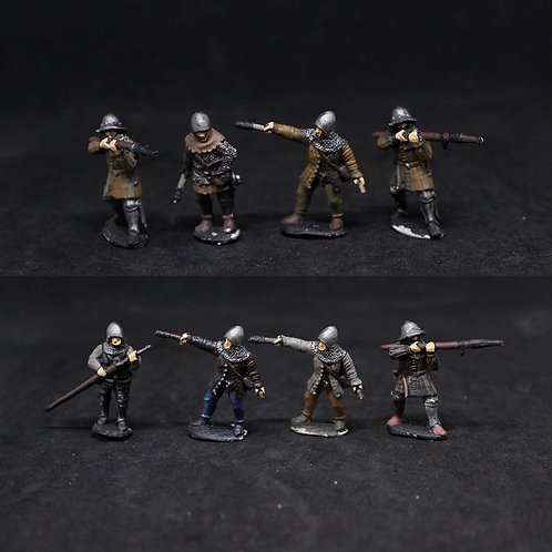 Medieval Muskets