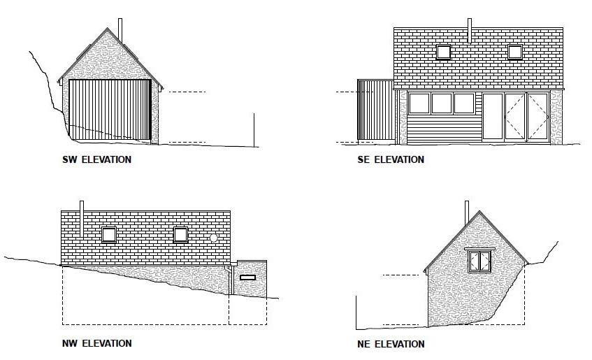 Off grid barn conversion