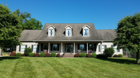 Roof Cleaning West Milton, Ohio