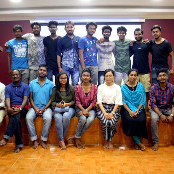 CAS ,Annamalai University,March-2019