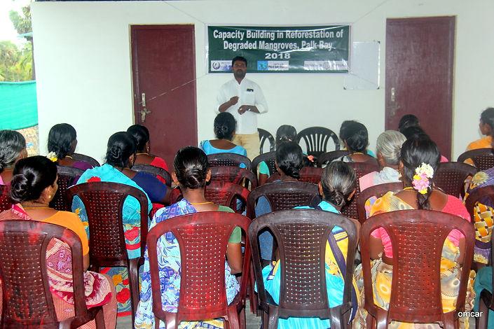 Mangrove Meeting ,Velivayal August 2018.