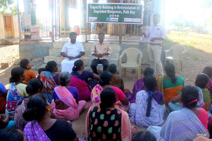 Mangrove meeting ,Vallavanpattinam,Septe
