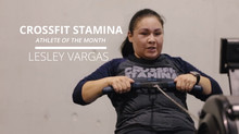 Athlete of the Month: Lesley Vargas