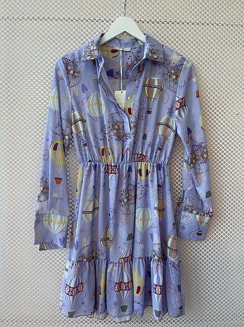Susy Mix Mini Dress