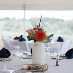 Center Pieces created by Marlington